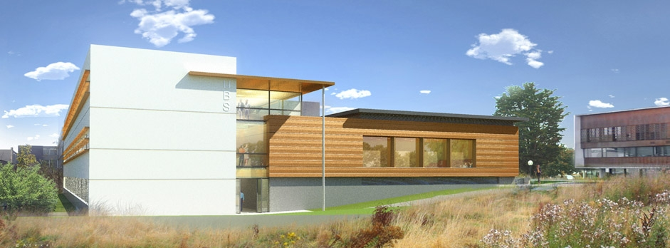 mostini mostini architectes associ s batiment. Black Bedroom Furniture Sets. Home Design Ideas