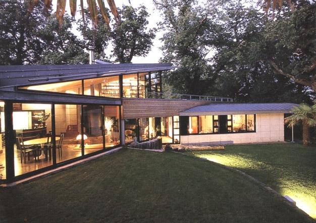 mostini mostini architectes associ s maison brest. Black Bedroom Furniture Sets. Home Design Ideas